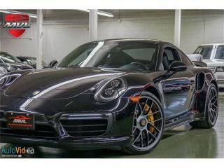 Used 2017 Porsche 911 Turbo S for sale in Oakville, ON