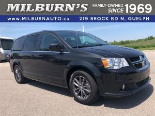 Used 2017 Dodge Grand Caravan SXT Premium Plus for sale in Guelph, ON