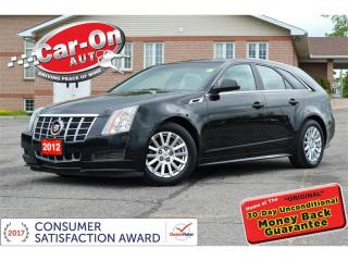 Used 2012 Cadillac CTS RARE WAGON LEATHER PANO ROOF BOSE AUDIO LOADED for sale in Ottawa, ON