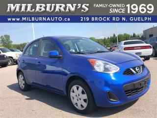 Used 2015 Nissan Micra S for sale in Guelph, ON