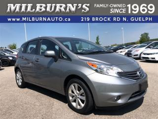 Used 2014 Nissan Versa Note SV for sale in Guelph, ON