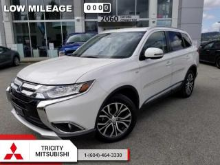Used 2016 Mitsubishi Outlander GT  7 SEATER-LEATHER-SUNROOF for sale in Port Coquitlam, BC