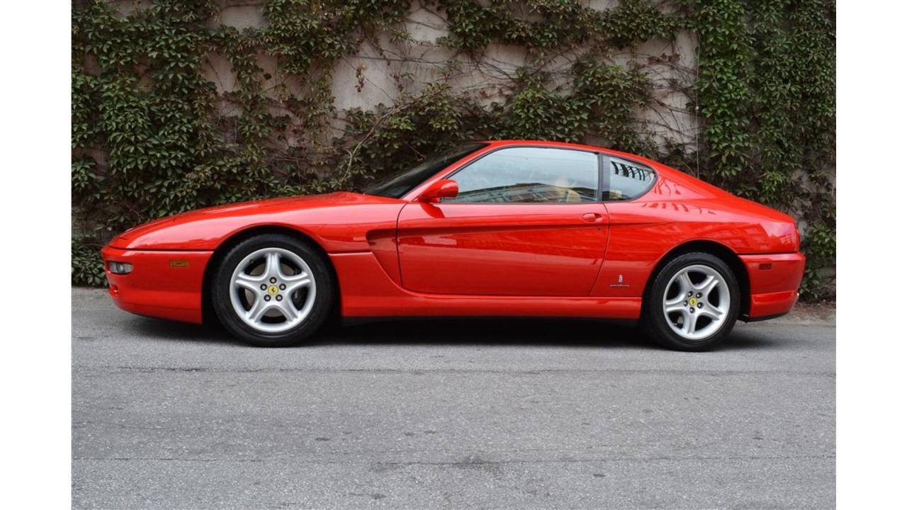 used 1995 ferrari 456 gt - for sale in vancouver, british columbia