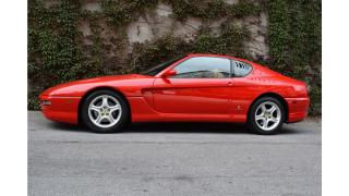 Used 1995 Ferrari 456 GT - for sale in Vancouver, BC