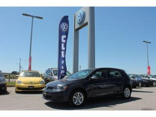 Used 2015 Volkswagen Golf 1.8 TSI Trendline   Keyless Entry & Cruise Control for sale in Whitby, ON