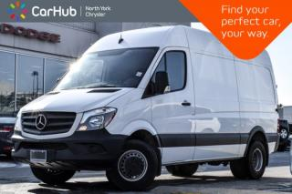 Used 2017 Mercedes-Benz Sprinter Cargo Van |Bluetooth|Backup_Cam|Keyless_Entry|AM/FM.Radio| for sale in Thornhill, ON