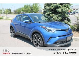 Used 2018 Toyota C-HR XLE for sale in Brampton, ON