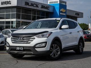 Used 2013 Hyundai Santa Fe LUXURY, AWD, HEATED SEATS, HEATED STEERING WHEEL, ONLY 70620 KM for sale in Ottawa, ON