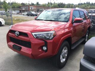 Used 2017 Toyota 4Runner SR5 Premium 4WD for sale in Coquitlam, BC
