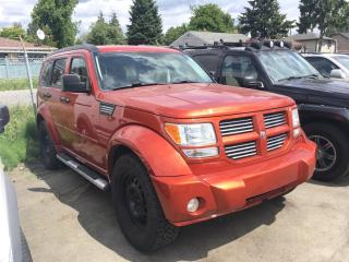 Used 2008 Dodge Nitro 4WD 4dr R/T for sale in Coquitlam, BC