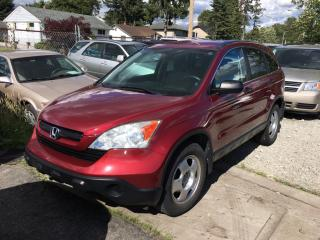 Used 2007 Honda CR-V 4WD 5DR LX for sale in Coquitlam, BC