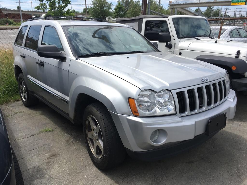 Used 2005 Jeep Grand Cherokee 4dr Laredo 4wd For Sale In Surrey