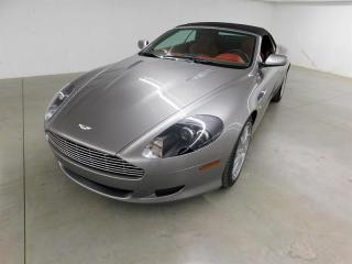 Used 2006 Aston Martin DB9 Convertible for sale in Lemoyne, QC