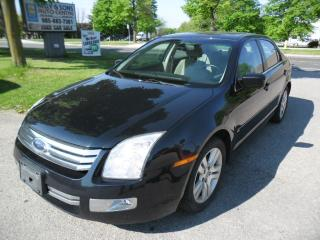Used 2008 Ford Fusion SEL for sale in Ajax, ON