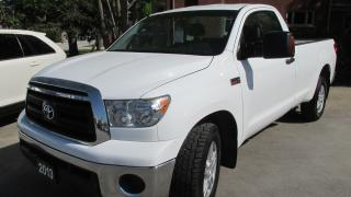 Used 2013 Toyota Tundra Just arrived from Alberta for sale in Chatsworth, ON