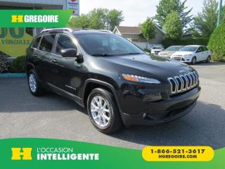 Used 2016 Jeep Cherokee NORTH V6 AUT 4X4 A/C for sale in St-Léonard, QC