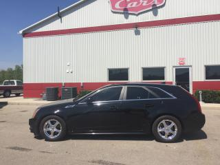 Used 2010 Cadillac CTS Luxury for sale in Tillsonburg, ON
