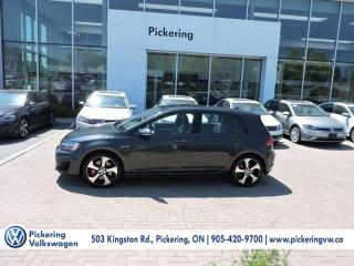 Used 2016 Volkswagen GTI PERFORMANCE for sale in Pickering, ON