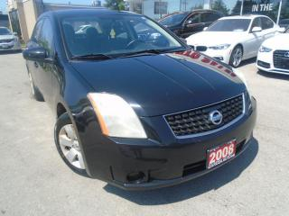 Used 2008 Nissan Sentra 2.0 NO ACCIDENTS ,FOLDING SEATS ,PW,PL,SAFETY & E for sale in Oakville, ON