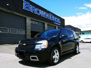Used 2008 Chevrolet Equinox Sport, AWD, LOCAL, HEATED SEATS for sale in Surrey, BC