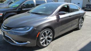 Used 2016 Chrysler 200 200C loaded for sale in Chatsworth, ON