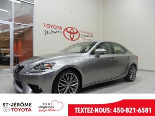 Used 2015 Lexus IS 250 for sale in Mirabel, QC