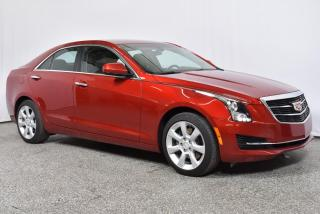 Used 2016 Cadillac ATS AWD for sale in Drummondville, QC