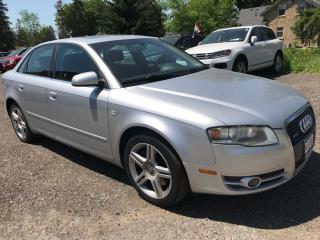 Used 2007 Audi A4 2.0T for sale in Bloomingdale, ON