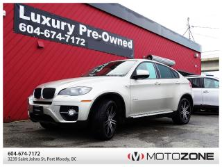 Used 2011 BMW X6 35i for sale in Port Moody, BC