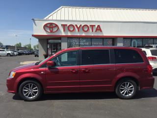 Used 2014 Dodge Caravan 30th Anniversary for sale in Cambridge, ON