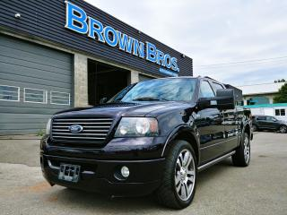 Used 2007 Ford F-150 Harley-Davidson for sale in Surrey, BC