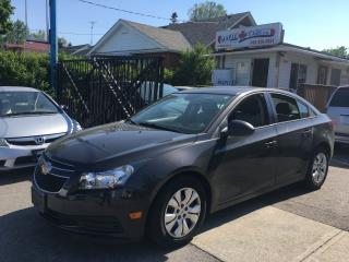 Used 2014 Chevrolet Cruze 2LS for sale in Scarborough, ON
