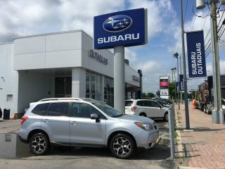 Used 2015 Subaru Forester 2.0XT Limited-Tech for sale in Gatineau, QC