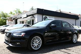 Used 2016 Audi A4 Komfort plus for sale in Bloomingdale, ON
