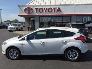 Used 2012 Ford Focus SEL for sale in Cambridge, ON