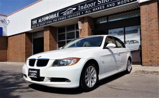 Used 2007 BMW 328i 328i LEATHER SUNROOF for sale in Mississauga, ON