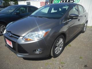 Used 2012 Ford Focus for sale in Brantford, ON