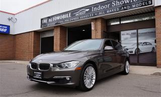 Used 2013 BMW 328xi 328i xDrive AWD NAVI BACK-UP CAM SUNROOF for sale in Mississauga, ON