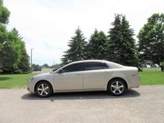 Used 2011 Chevrolet Malibu LT- 4 Cylinder for sale in Thornton, ON