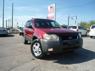 Used 2004 Ford Escape XLT for sale in Oakville, ON