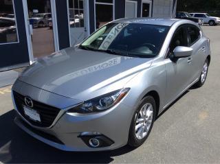 Used 2014 Mazda MAZDA3 GS-SKY for sale in Parksville, BC