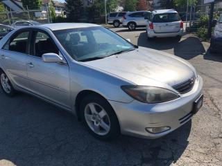 Used 2003 Toyota Camry SE for sale in Surrey, BC