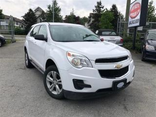 Used 2010 Chevrolet Equinox LS for sale in Surrey, BC