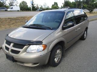 Used 2004 Dodge Grand Caravan SE for sale in Surrey, BC