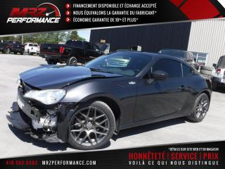 Used 2016 Scion FR-S Cam. Recul for sale in St-Gédéon-De-Beauce, QC