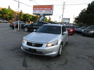 Used 2010 Honda Accord EX-L for sale in Toronto, ON