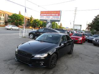 Used 2012 Audi A4 2.0T for sale in Scarborough, ON