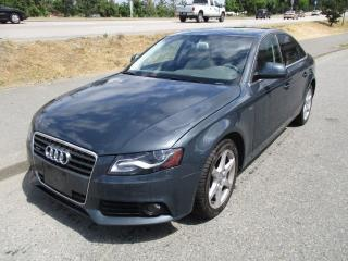 Used 2009 Audi A4 S TYPE for sale in Surrey, BC