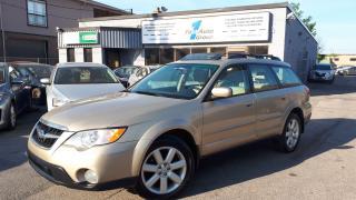 Used 2008 Subaru Outback 2.5i w/Limited Pkg NAVI, BACKUP CAM for sale in Etobicoke, ON