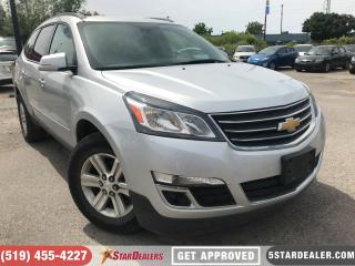 Used 2014 Chevrolet Traverse 2LT | 7PASS | LEATHER | NAV | CAM for sale in London, ON